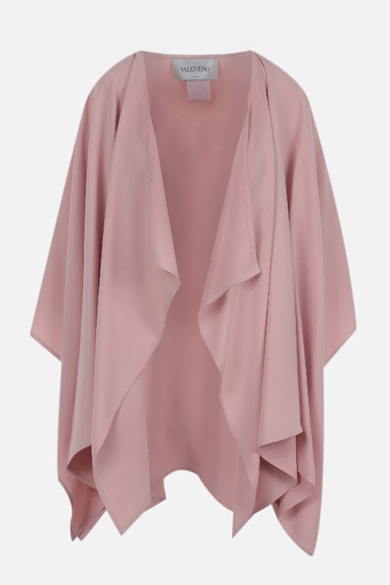 VALENTINO: cady cape Color Pink_1