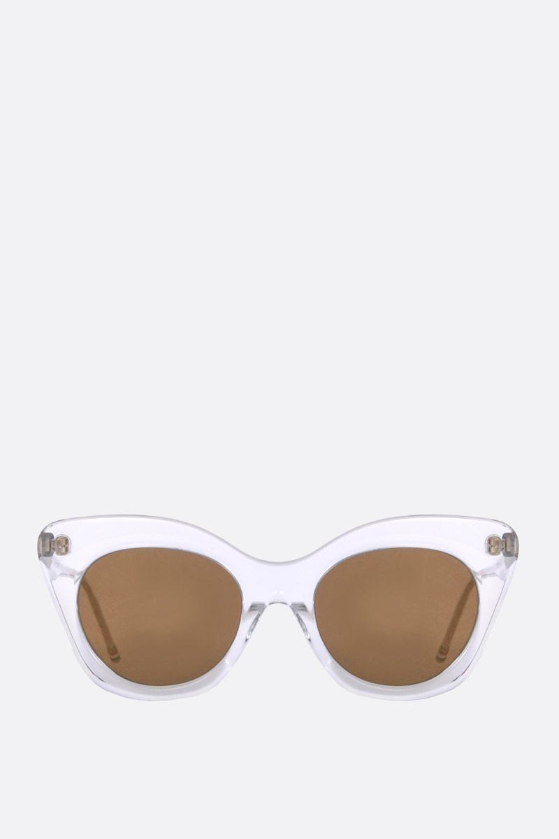 THOM BROWNE: TB 508 C sunglasses Color Neutral_1