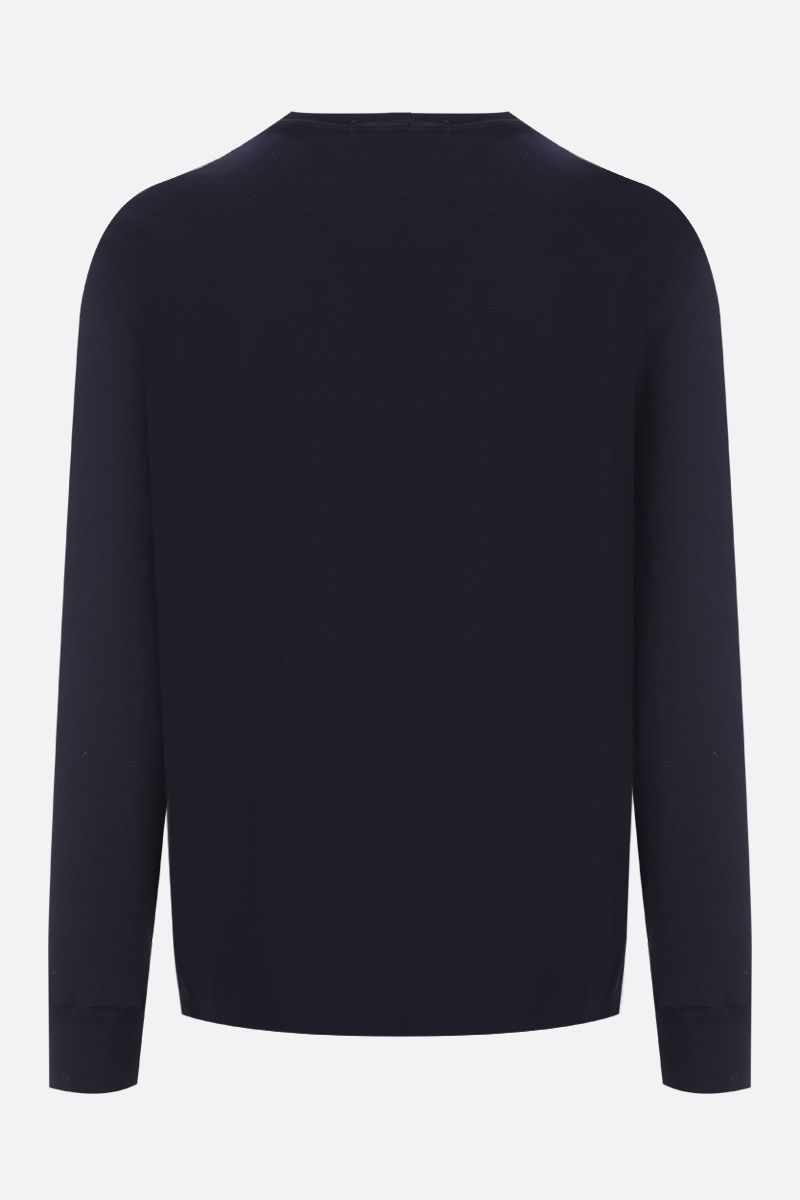 JAMES PERSE: cotton jersey sweatshirt Color Blue_2