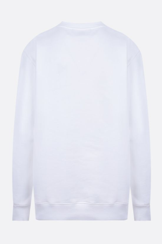 STELLA McCARTNEY: 23 OBS cotton sweatshirt Color White_2