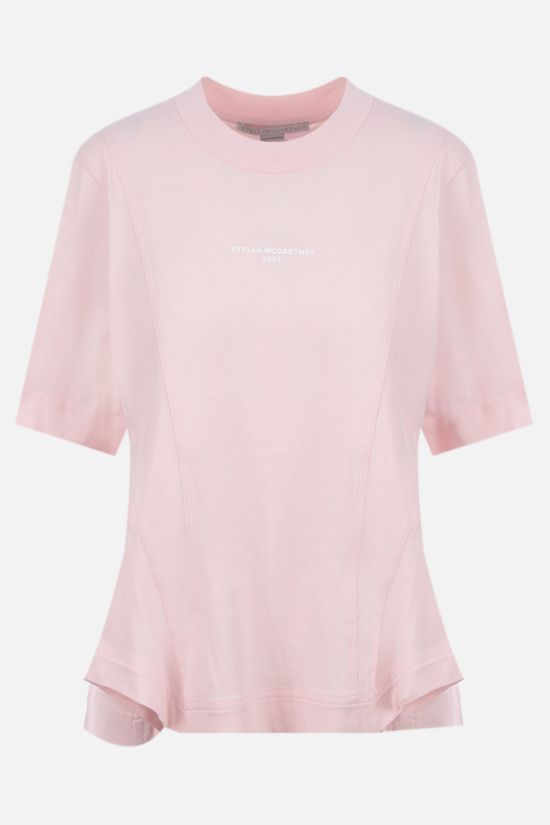STELLA McCARTNEY: Stella McCartney 2001 cotton t-shirt Color Pink_1