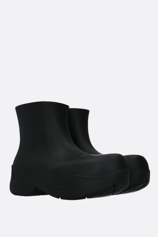 BOTTEGA VENETA: BV Puddle rubber rain boots Color Black_2