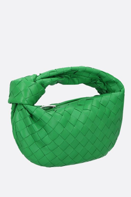 BOTTEGA VENETA: Jodie mini handbag in Intrecciato nappa Color Green_2