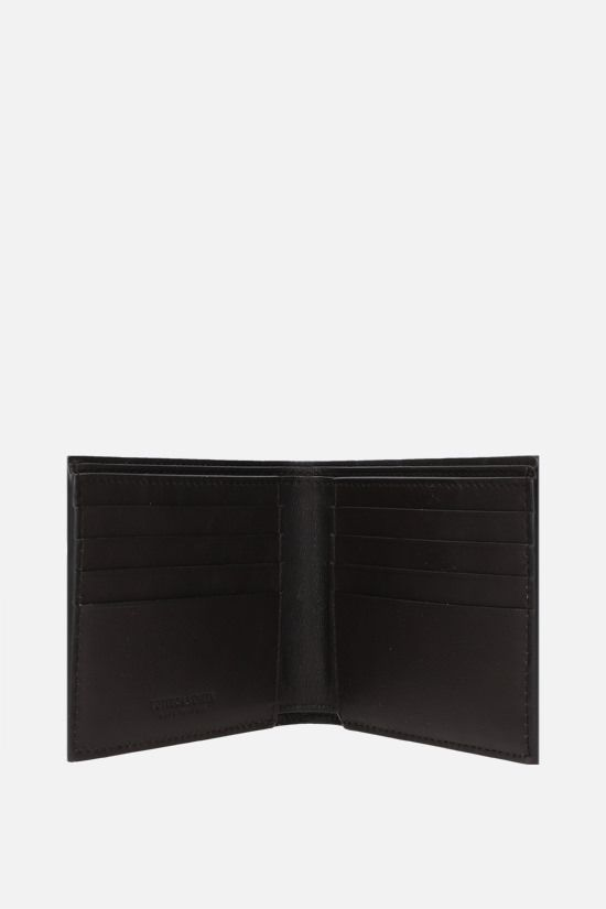 BOTTEGA VENETA: Intrecciato VN billfold billfold wallet Color Brown_2