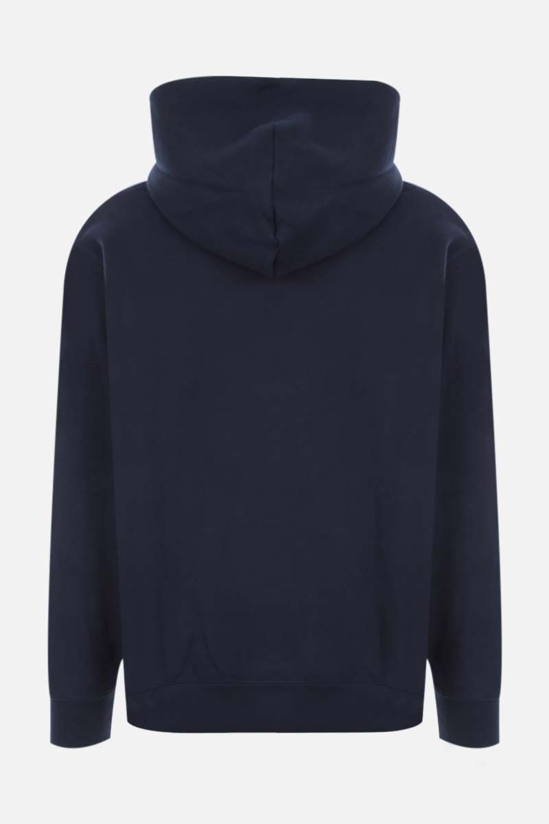 LEVI'S MADE & CRAFTED: jersey hoodie Color Blue_2