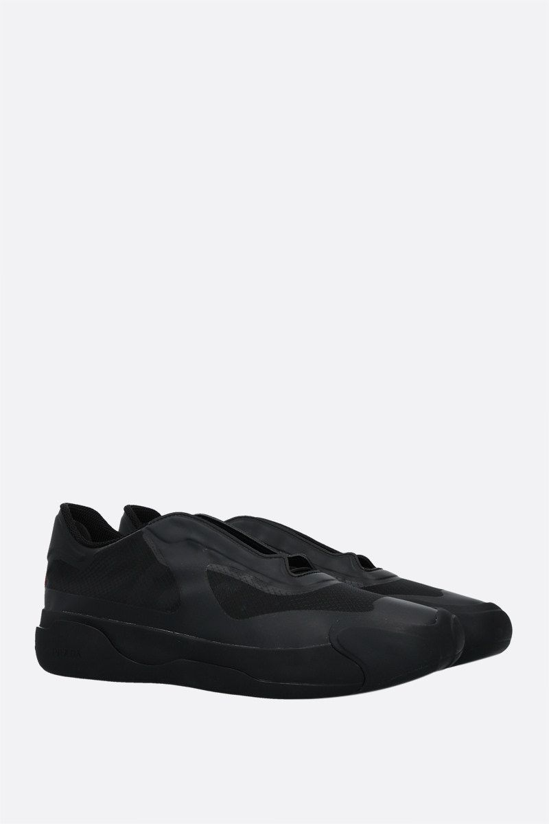 ADIDAS STATEMENT: Luna Rossa 21 sneakers in Primeblue fabric and rubber Color Black_3