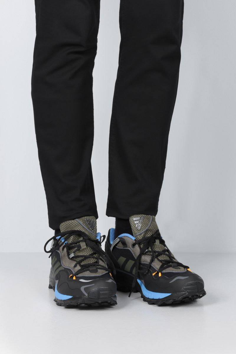 ADIDAS STATEMENT: Response Hoverturf technical fabric sneakers Color Black_2