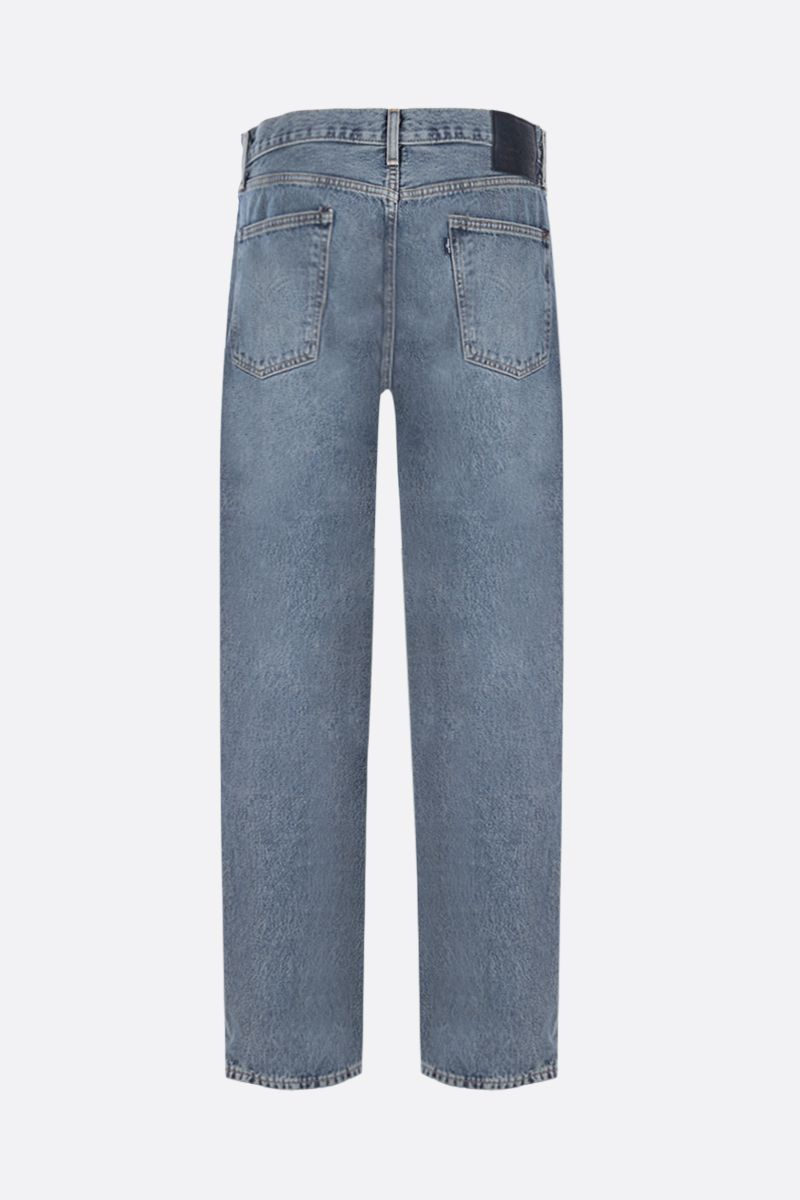 LEVI'S MADE & CRAFTED: 551™ Z striped jeans Color Blue_2