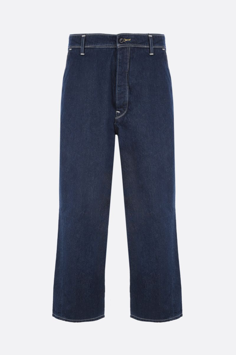 LEVI'S MADE & CRAFTED: jeans Levi's® Red twisted baggy Colore Blue_1