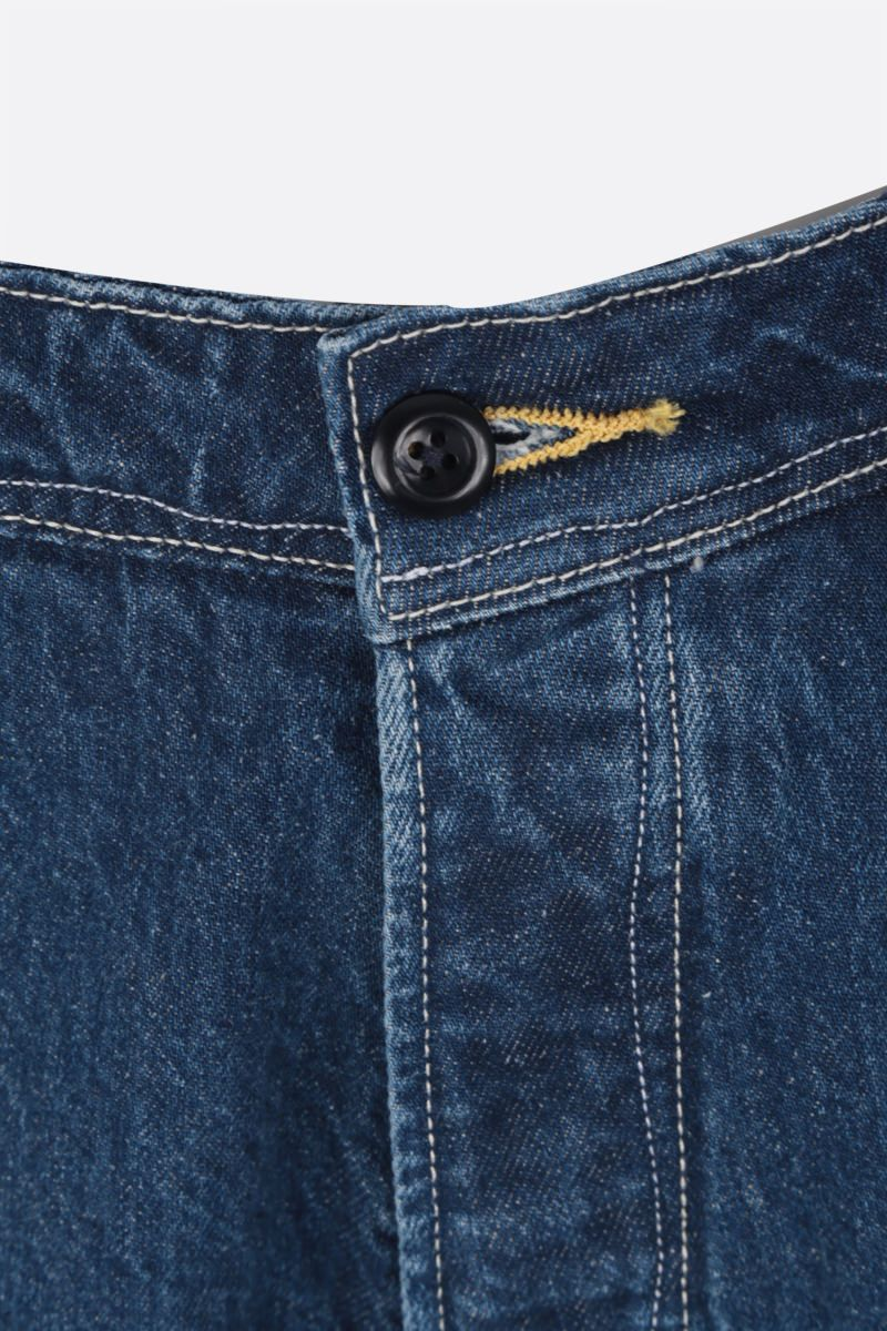 LEVI'S MADE & CRAFTED: jeans Levi's® Red twisted baggy Colore Blue_3