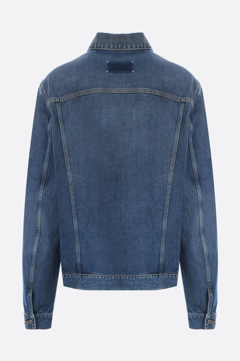 MAISON MARGIELA: giubbotto in denim_2
