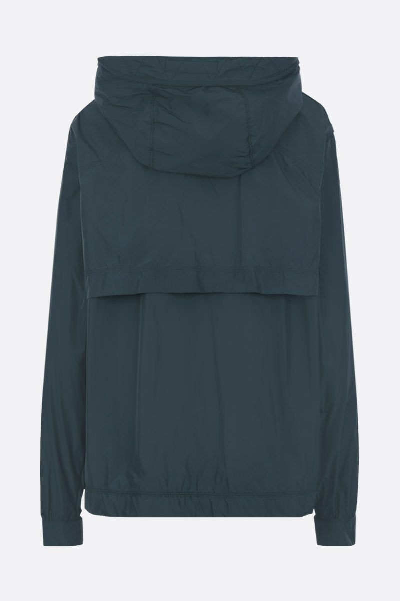 PARAJUMPERS: Goldie nylon windbreaker Color Green_2