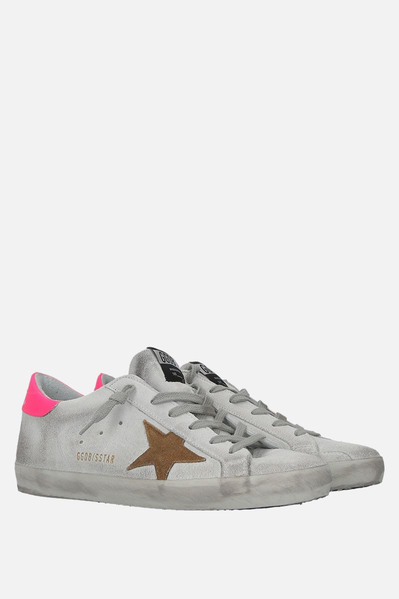 GOLDEN GOOSE DELUXE BRAND: Superstar sneakers in suede_2