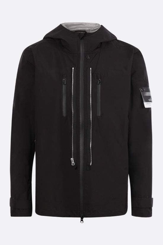 STONE ISLAND SHADOW PROJECT: Gore-Tex Paclite® windbreaker Color Black_1