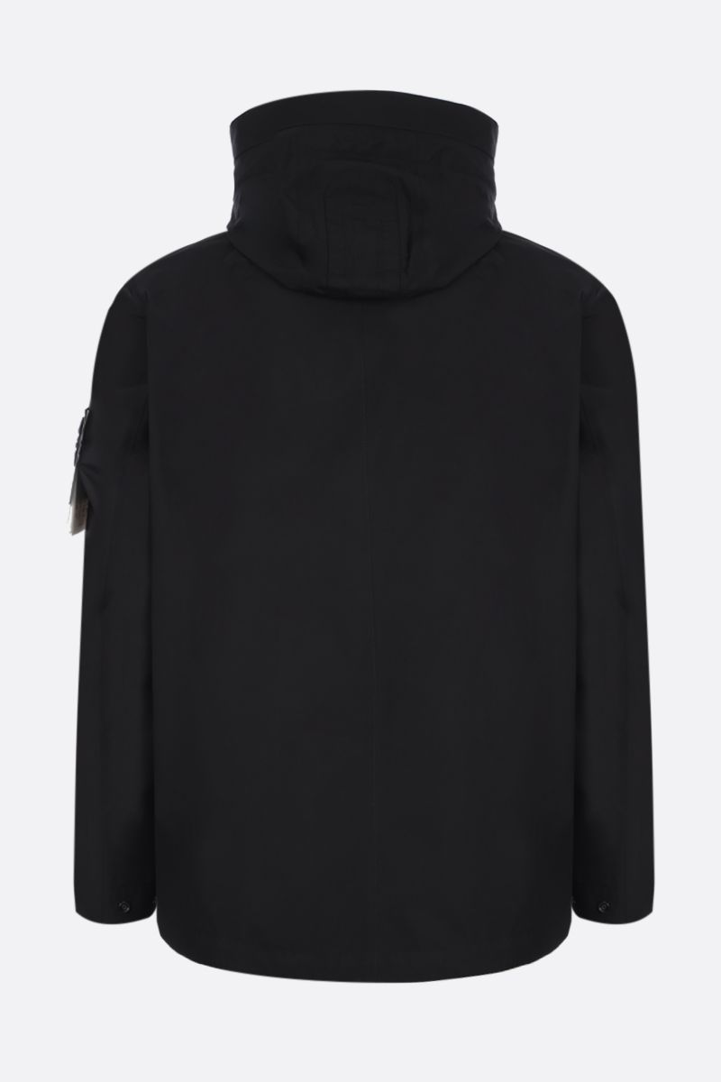 STONE ISLAND: Gore-Tex fabric windbreaker Color Black_2