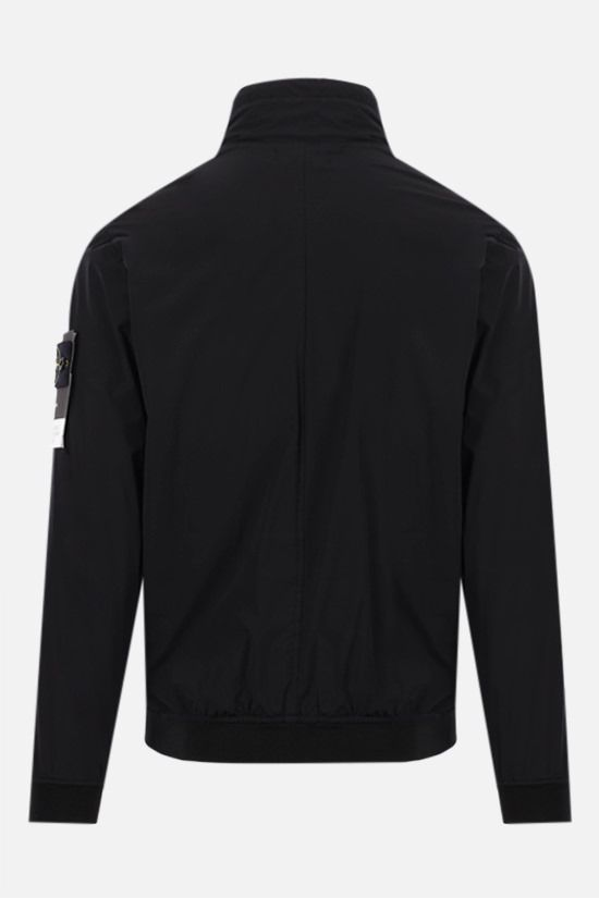 STONE ISLAND: Skin Touch Nylon-TC padded jacket Color Black_2