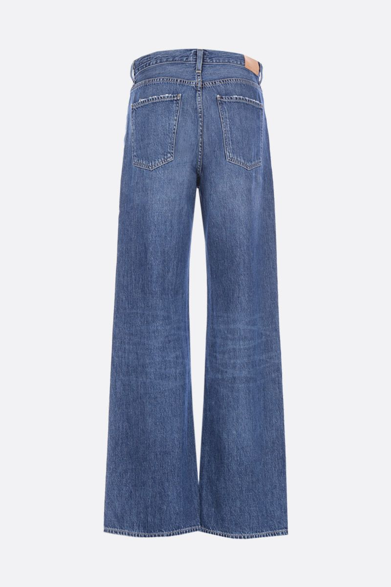 CITIZENS OF HUMANITY: Annina straight-leg jeans Color Blue_2