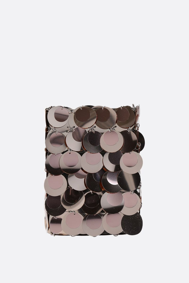 PACO RABANNE: 1969 mini sequinned shoulder bag_1