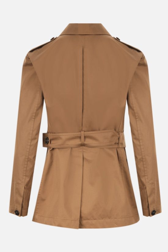 'S MAX MARA: Park cotton safari jacket_2