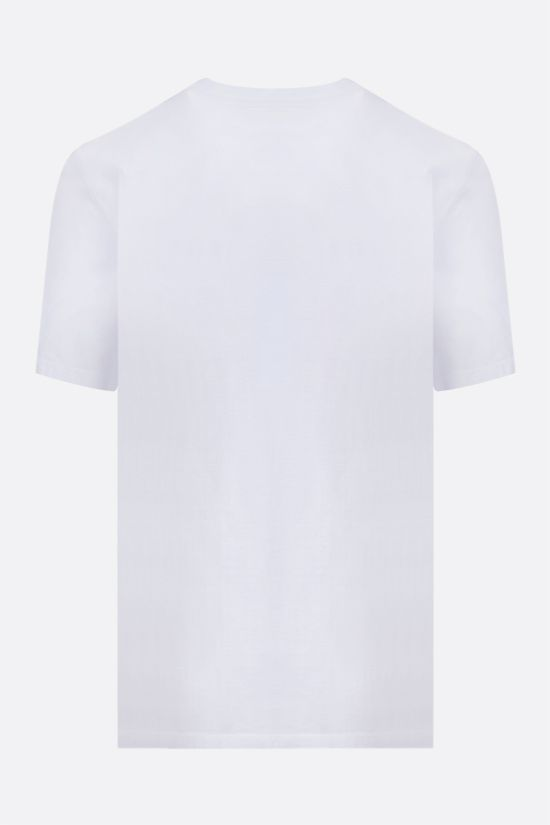 MAISON MARGIELA: cotton t-shirt Color White_2