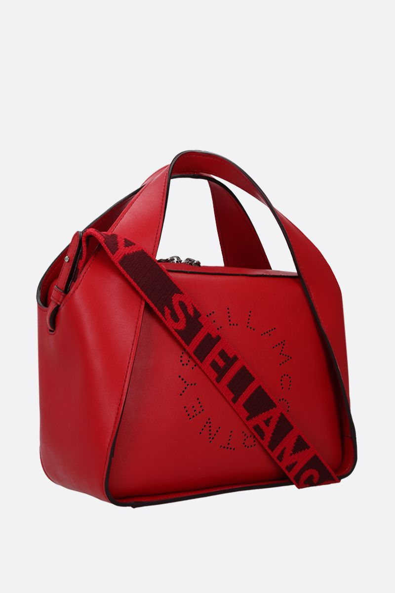 STELLA McCARTNEY: Stella Logo medium tote in Alter Nappa_2