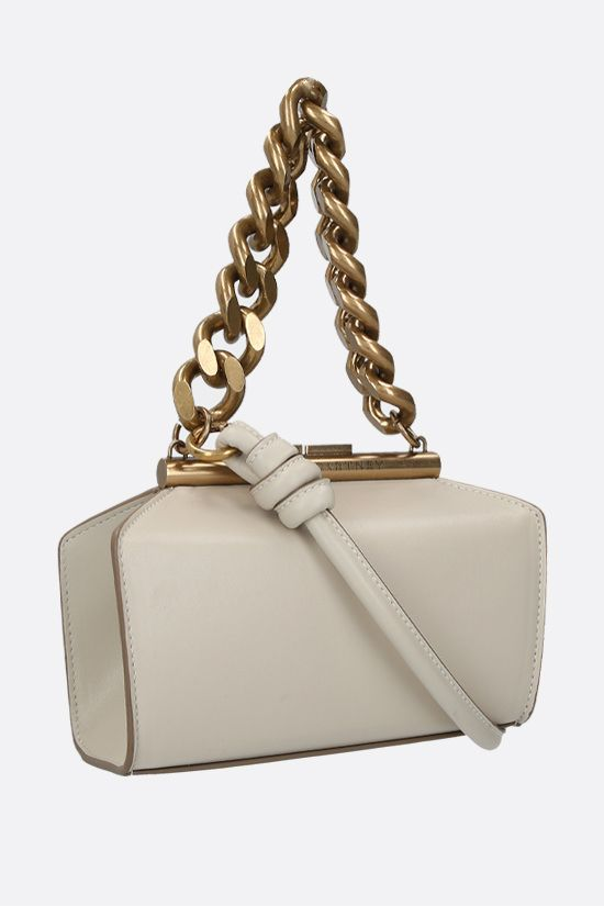 STELLA McCARTNEY: Alter Nappa top handle bag Color Neutral_2