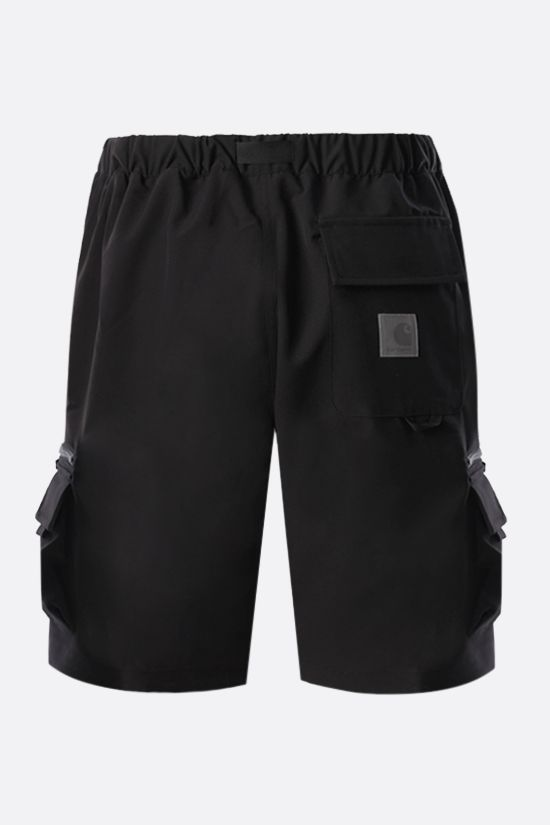 CARHARTT WIP: Elmwood technical fabric shorts Color Black_2