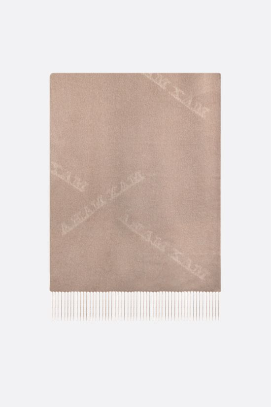MAX MARA: Wsklaus cashmere stole Color Neutral_1