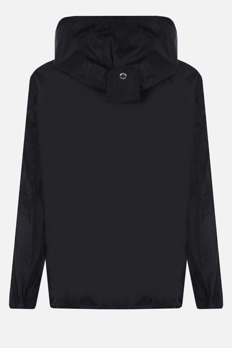 BURBERRY: Everton nylon windbreaker Color Black_2