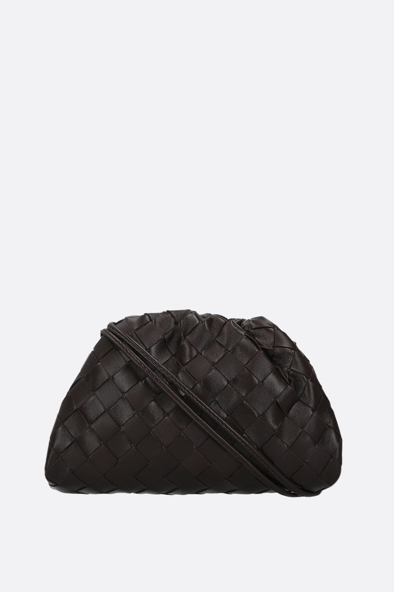 BOTTEGA VENETA: clutch The Pouch 20 in Intrecciato nappa Colore Multicolore_1