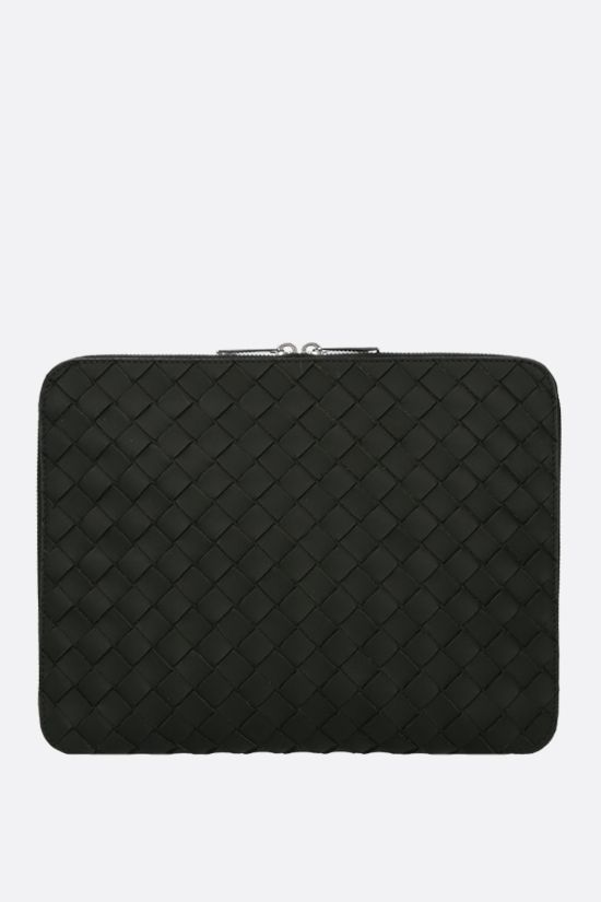 BOTTEGA VENETA: Intrecciato Hidrology document holder Color Multicolor_1