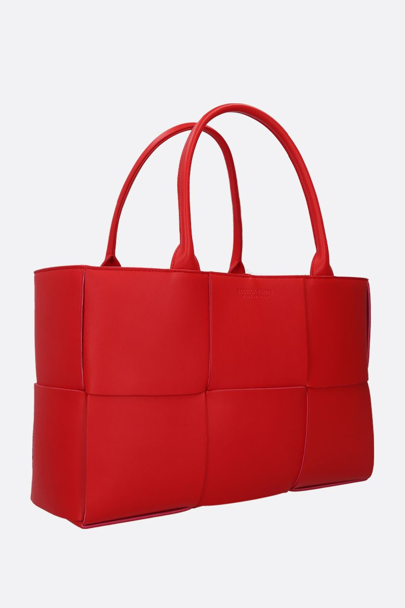 BOTTEGA VENETA: Arco tote bag in Maxi Intrecciato nappa_2
