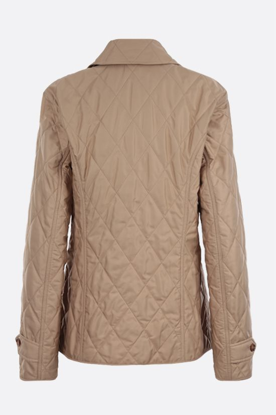 BURBERRY: Fernleigh nylon quilted jacket_2