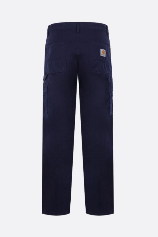 CARHARTT WIP: pantalone Ruck Single Knee in cotone Colore Multicolore_2
