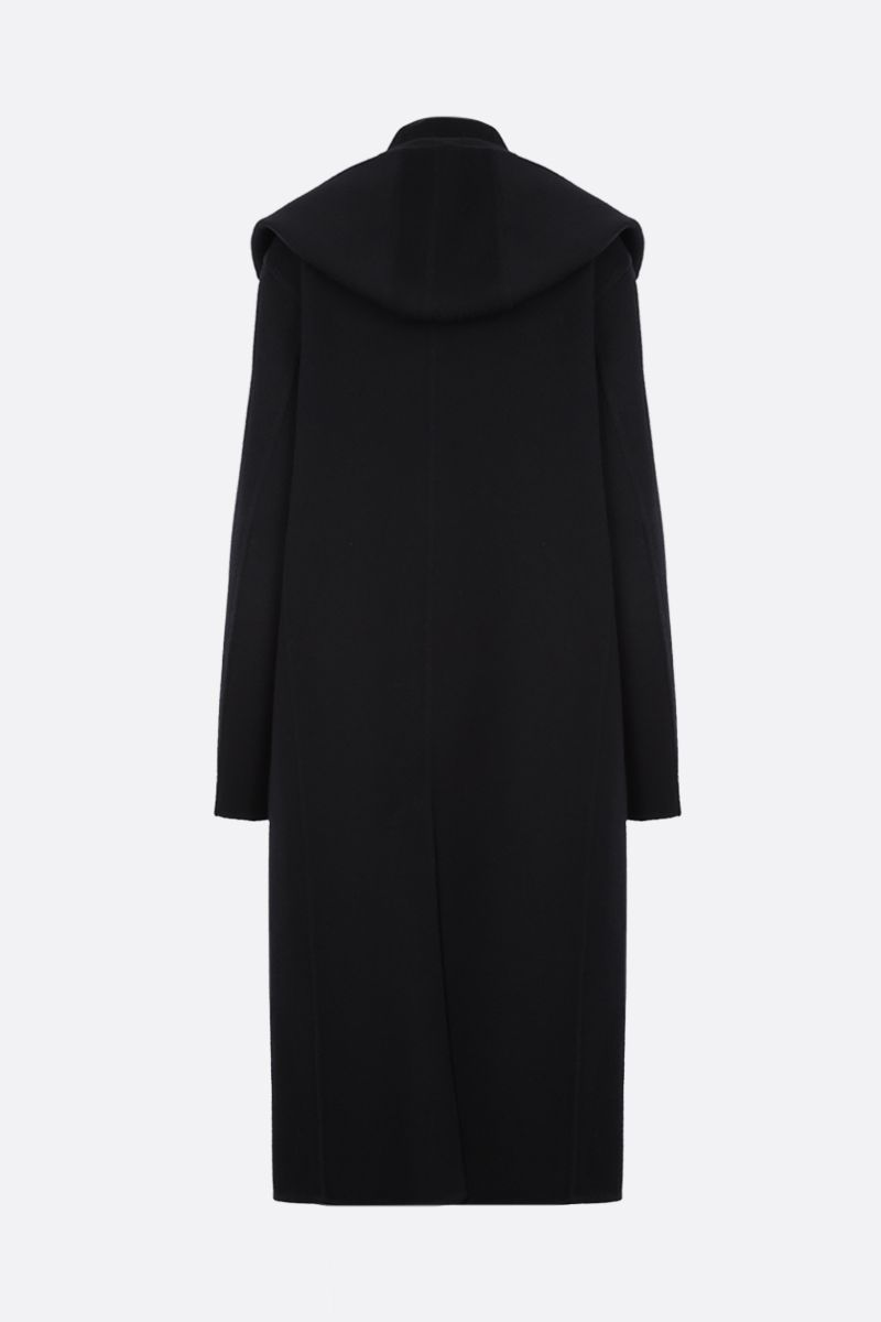 STELLA McCARTNEY: Lance wool double-breasted coat Color Black_2
