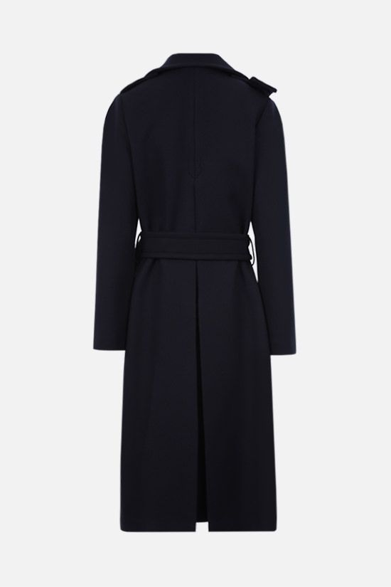 STELLA McCARTNEY: Sophia wool coat Color Blue_2