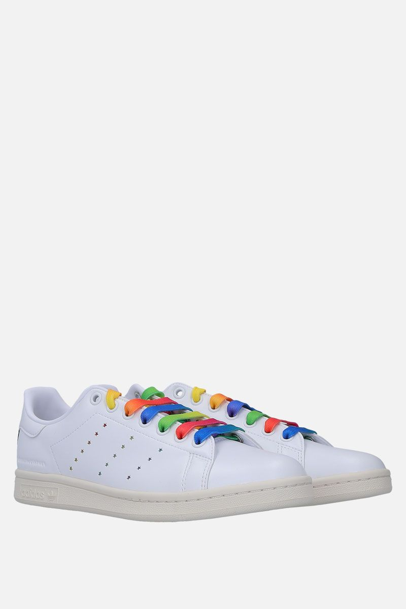STELLA McCARTNEY: sneaker Stan Smith in Alter Nappa Colore Multicolore_2
