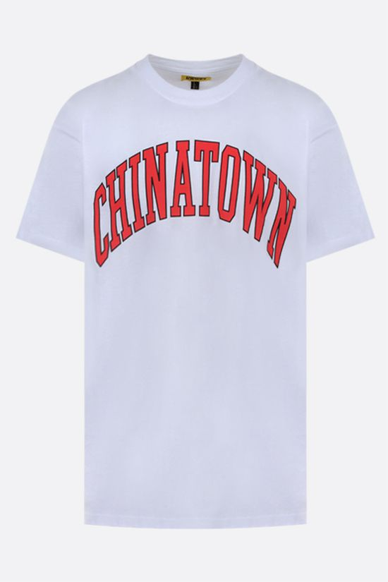 CHINATOWN MARKET: Arc cotton t-shirt Color Multicolor_1