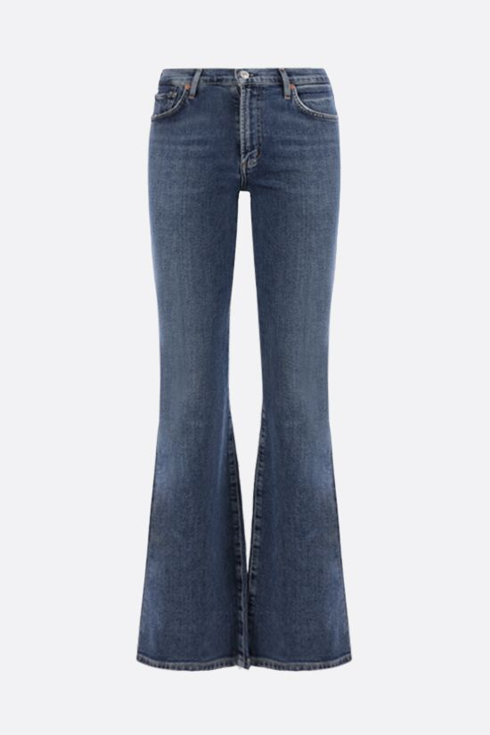 CITIZENS OF HUMANITY: jeans flare Lilah Colore Blu_1