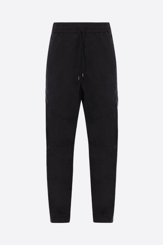 CP COMPANY: Chrome-R fabric nylon joggers Color Black_1