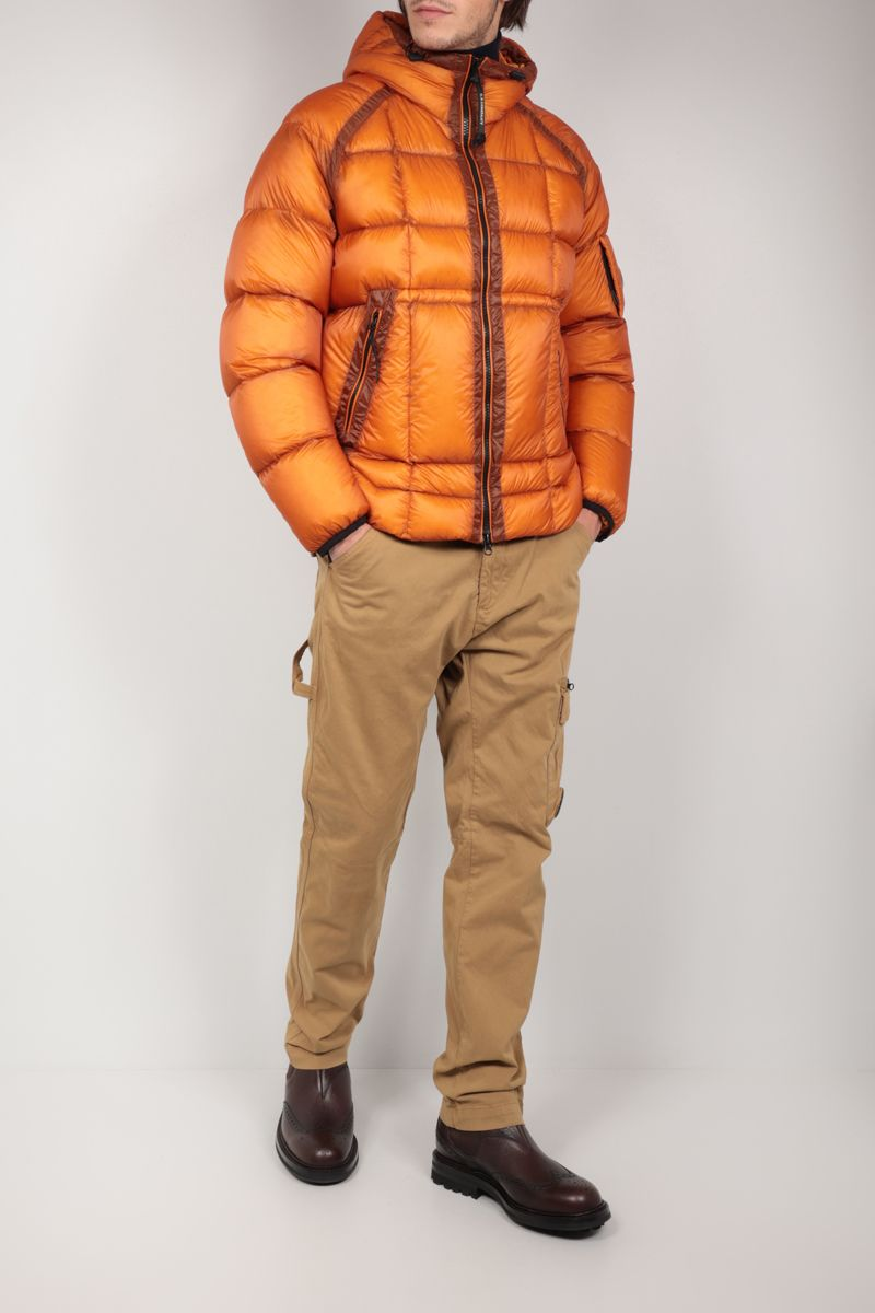 CP COMPANY: D.D. Shell down jacket Color Yellow_2