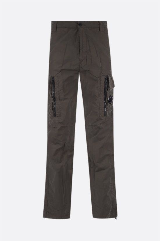 CP COMPANY: nylon cargo pants Color Green_1