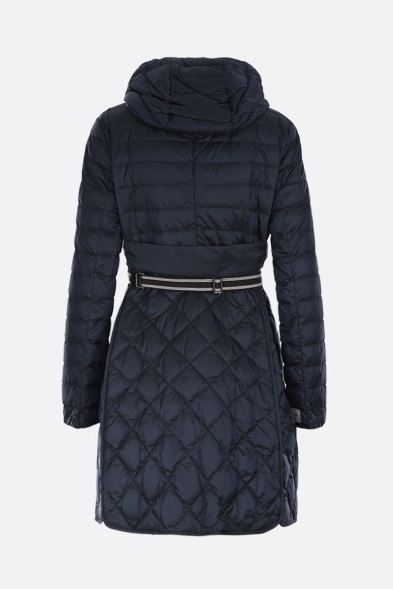 MAX MARA THE CUBE: Etrevi down jacket in nylon Color Blue_2