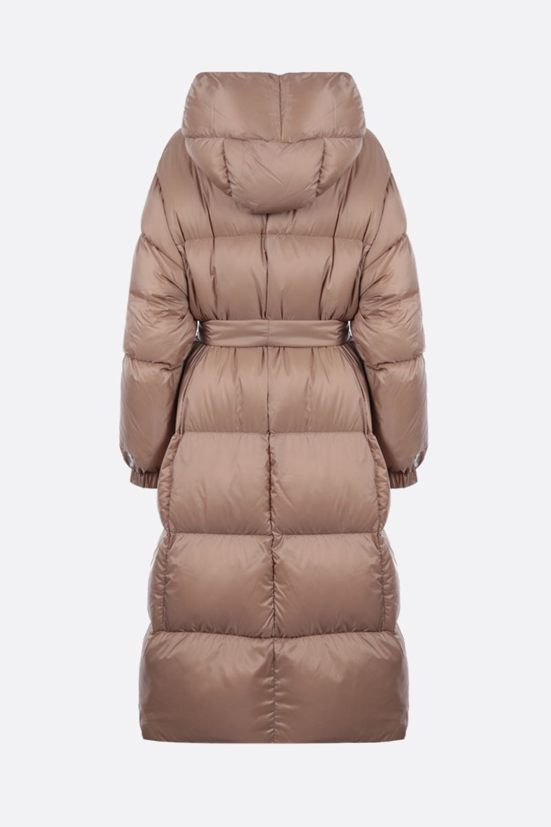 MAX MARA THE CUBE: Seico nylon down jacket Color Neutral_2