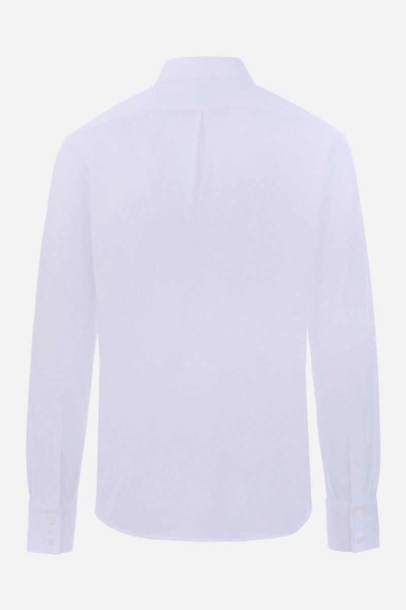 BRUNELLO CUCINELLI: cotton jersey shirt Color White_2