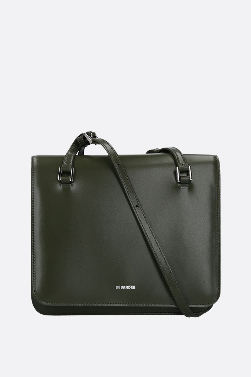 JIL SANDER: Holster small crossbody bag in smooth leather_1