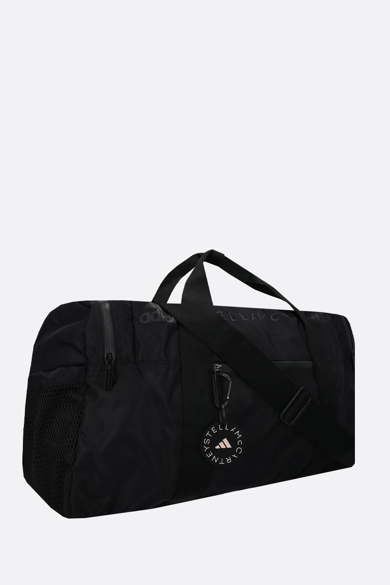 ADIDAS BY STELLA McCARTNEY: adidas by Stella McCartney nylon weekend bag Color Black_2