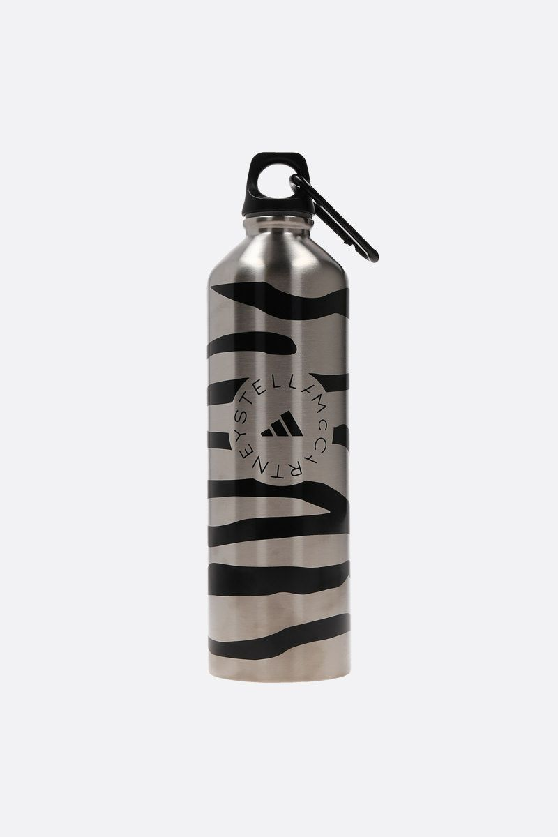 ADIDAS BY STELLA McCARTNEY: adidas by Stella McCartney stainless steel water bottle Color Silver_1
