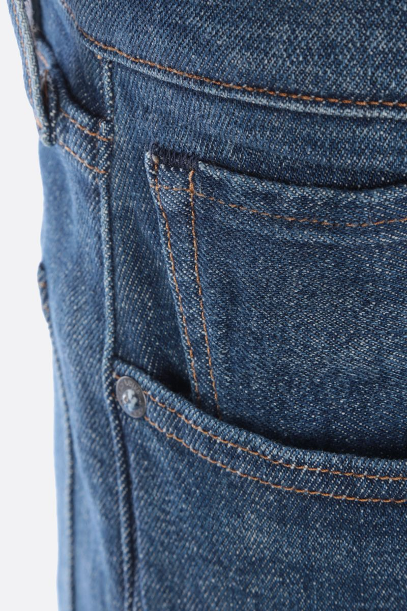LEVI'S MADE & CRAFTED: jeans 502™ taper Colore Blue_3