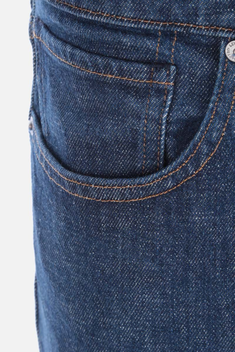 LEVI'S MADE & CRAFTED: jeans 512™ Slim Taper Colore Blue_3